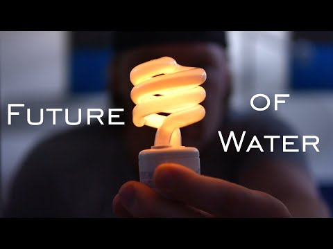 Directional Wireless Energy Using Water