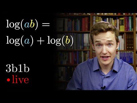Logarithm Fundamentals   Lockdown math ep. 6