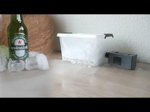 How To Make A Low Ground Smoke Machine – Micro Fogger 2