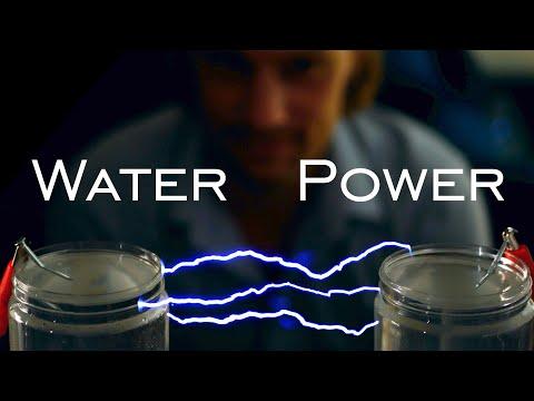 Lightning Generator Made Of Water (DIY Marx Generator)