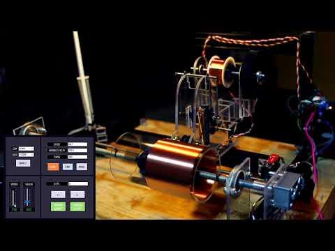 DIY Tesla Coil Winder