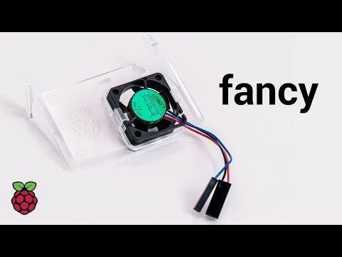 NEW Raspberry Pi 4 Case Fan