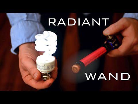 DIY Wireless Power Magical Wand (Slayer Exciter)