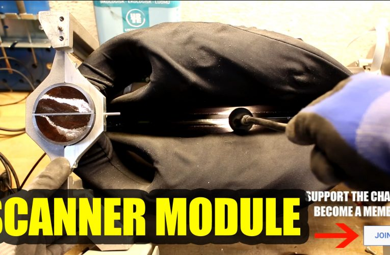 AGFA ADC 5155 Laser Module Teardown (Part 3 of 4)