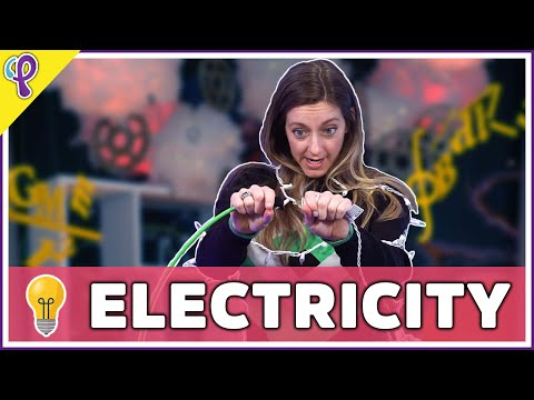 Circuits, Voltage, Resistance, Current – Physics 101 / AP Physics Review with Dianna Cowern