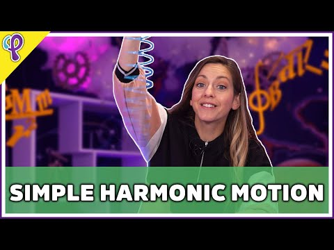 Simple Harmonic Motion – Physics 101 / AP Physics 1 Review with Dianna Cowern