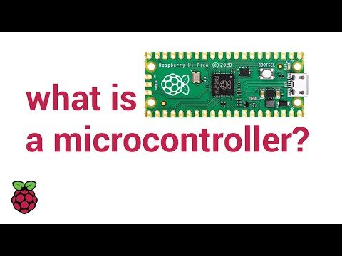 What is a microcontroller? ft. Raspberry Pi Pico (and Brian)