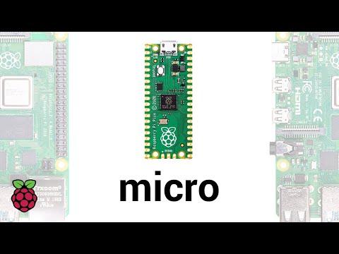 Raspberry Pi Pico: your new $4 microcontroller