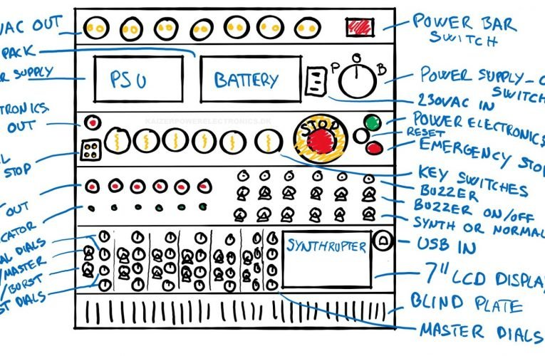 Tesla Coil Show Controller Project (Part 1 of 6)