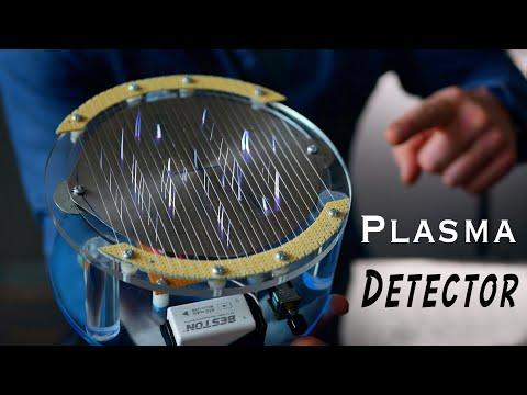 Detecting Radiation Using High Voltage Plasma (Spark Detector)