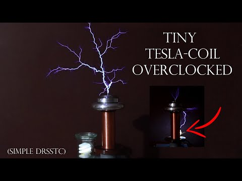 Tiny Tesla Coil Tutorial (simple DRSSTC)