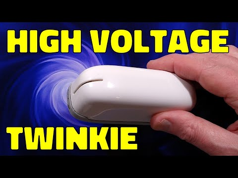 Chinese ozone-twinkie with unusually good circuitry (with schematic)