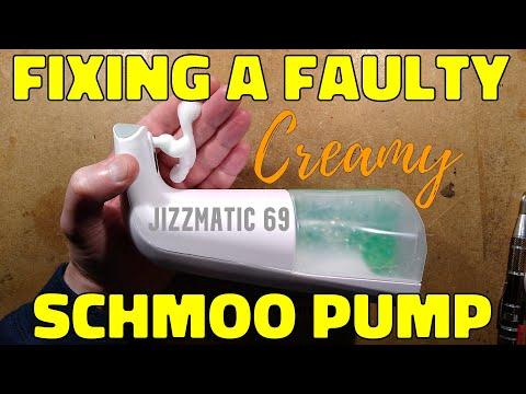 Fixing a faulty schmoo pump