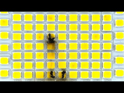LED shock hazards are increasing