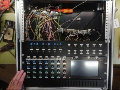 Tesla Coil Show Controller – Syntherrupter Installation And MIDI Test (Part 5 of 8)
