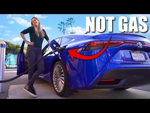 The Truth about Driving a Hydrogen Car