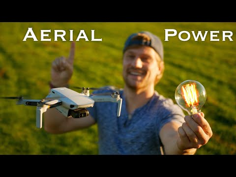 I Collected Atmospheric Electricity With A Drone